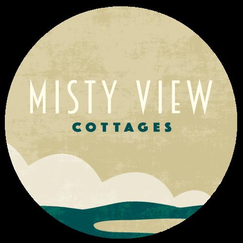 Misty View Logo